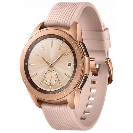 Smartwatch SAMSUNG SM-R810N Galaxy Watch 42mm ZŁOTY