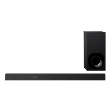 SOUNDBAR SONY HT-ZF9 3.1 400W WiFi Bluetooth