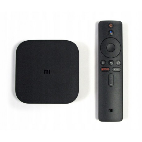 Xiaomi MiBOX S / Mi BOX S, 4K HDR Android TV 8.1