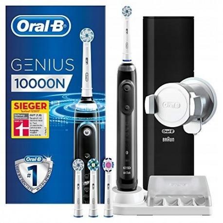 Szczoteczka do zębów ORAL-B Genius 10000N Czarny