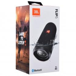 Głośnik Przenośny Bluetooth JBL FliP 5 Czarny
