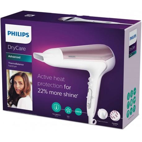 Suszarka do włosów PHILIPS BHD186/00 DryCare