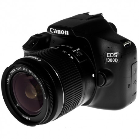 Lustrzanka cyfrowa CANON EOS 750D + 18-55mm IS