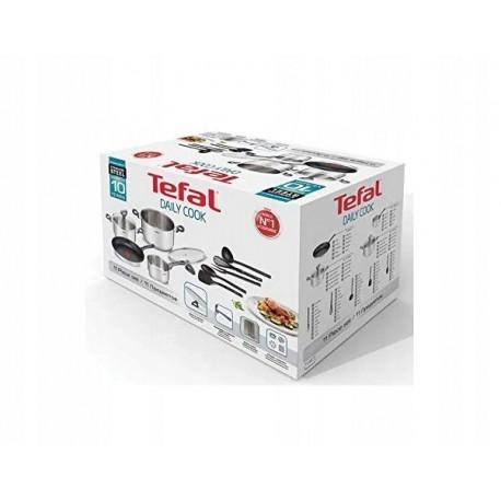 Zestaw garnków Tefal Daily Cook G713SB74 Indukcja