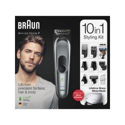 Trymer Braun Multigroomer 10w1 MGK7221+Gillette
