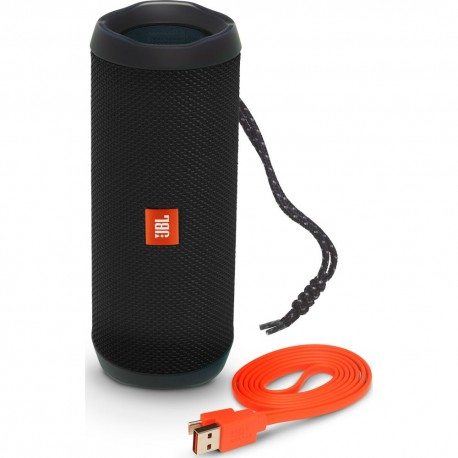 Głośnik JBL Flip 4 Czarny bluetooth