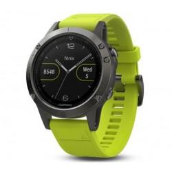 Zegarek Sportowy Garmin Fenix 5 GPS Stalowoszary