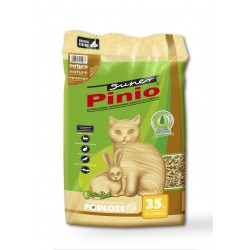 Super Benek Pinio 35L Żwirek dla kota drewniany