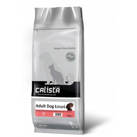 Calista Dog Adult Salmon 2x12kg Łosoś