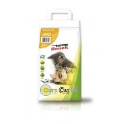 Żwirek Benek Eko Eco Corn Cat Best 14L Naturalny