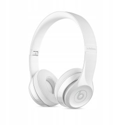 Beats Solo3 Wireless On- Headphones - Gloss White